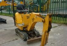 JCB Micro Mini Excavator