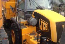 JCB 714 Dump Truck