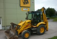 JCB 3CX CONTRACTOR BACKHOE