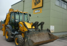 JCB SM4T+(LU/LSD) Backhoe Loader