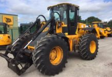 JCB 416S LOADING SHOVEL