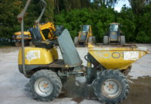 Lifton 1 Ton Dumper