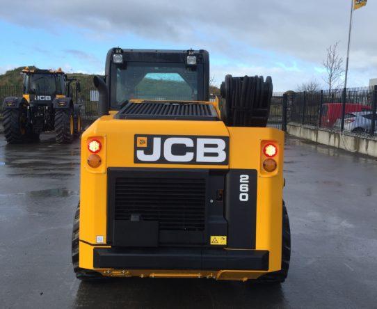 JCB SSL260
