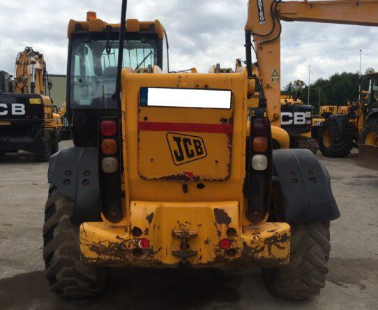 JCB 535-140 LOADALL TELEHANDLER