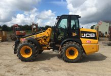JCB TM310S TELESCOPIC LOADING SHOVEL