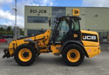 JCB TM310 TELESCOPIC WHEEL LOADER