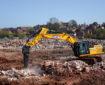 JCB JS300 Tracked Excavator