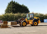 JCB 411 Wheel Loader
