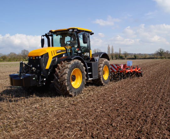 JCB Fastrac 4190 Agricultural Tractor