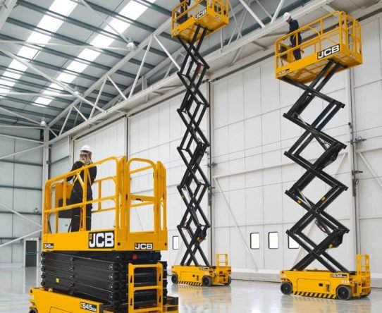 JCB S3246E Electric Scissor Lift