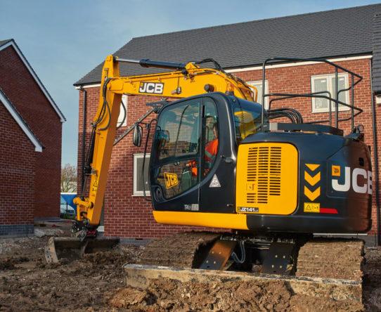 JCB JZ141 Tracked Excavator