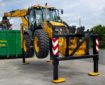 JCB 5CX WasteMaster Backhoe Loader