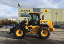 JCB 412S WHEEL LOADER