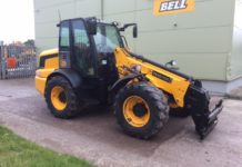JCB TM310S TELESCOPIC LOADER