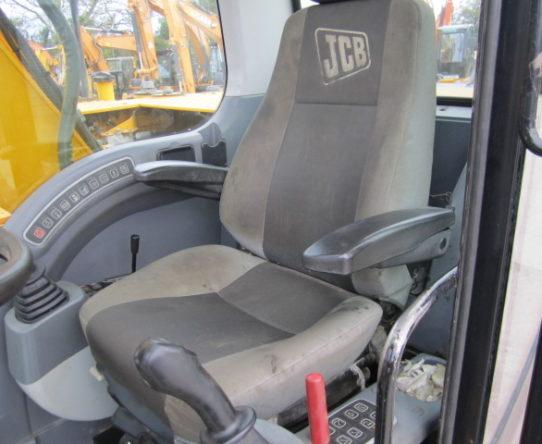 JCB JS160W WHEELED EXCAVATOR