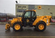 JCB 540-140 TELESCOPIC HANDLER