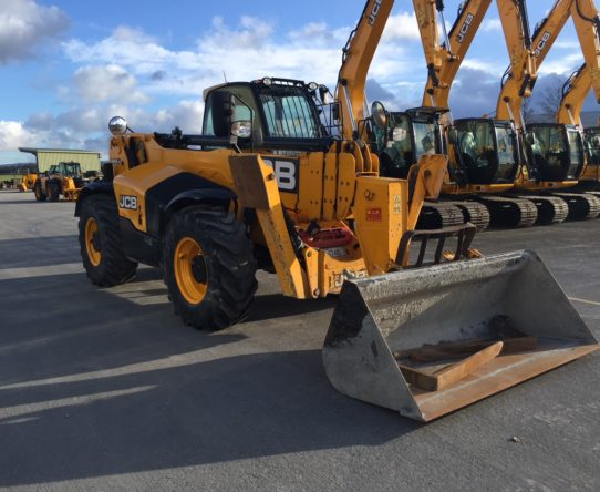 JCB 540-170 TELESCOPIC HANDLER