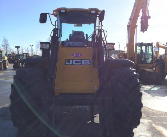 JCB418S LOADING SHOVEL
