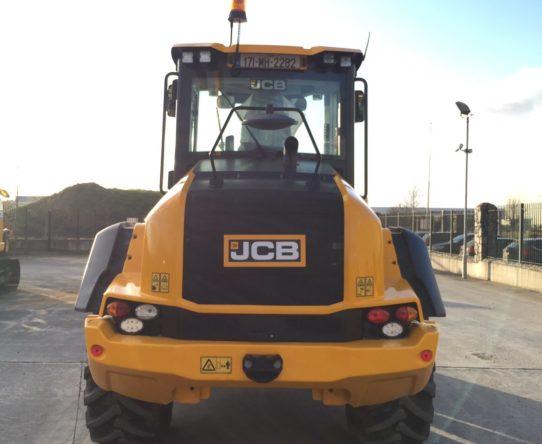 JCB411 LOADING SHOVEL