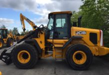 JCB 437HT INDUSTRIAL WHEEL LOADER