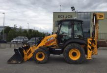 JCB 3CX CONTRACTOR PRO – AEC BACKHOE LOADER