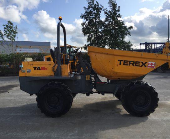 TEREX TA6S SITE DUMPER