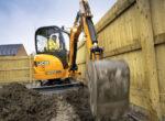 8025 ZTS Mini Excavator