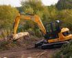 JCB 100C-2 Mini Excavator