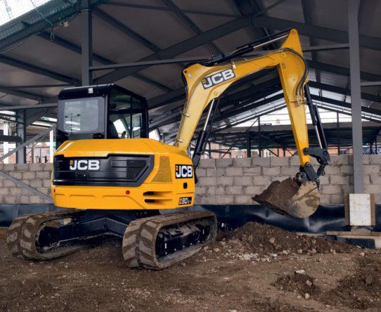 JCB 90Z-2 Mini Excavator