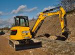 JCB 55Z-1 Mini Excavator
