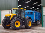JCB Fastrac 4220 Agricultural Tractor