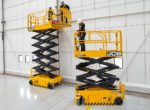 JCB S4046E Electric Scissor Lift