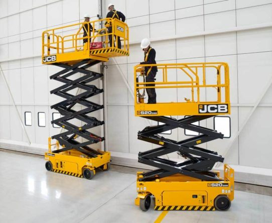 JCB S4046E Electric Scissor Lift