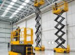 JCB S4550E Electric Scissor Lift
