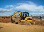 JCB 85Z-2 Mini Excavator