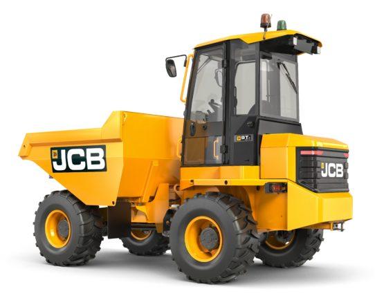 JCB 9T Site Dumper