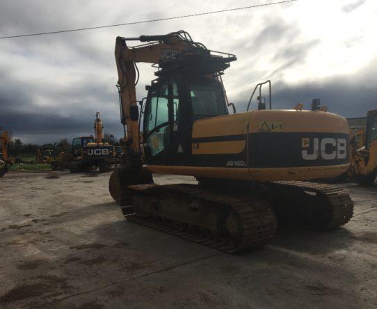 JCB JS160