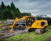 131X Tracked Excavator