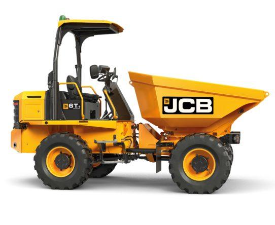 JCB 6T-1 Site Dumper