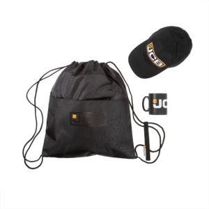 JCB Drawstring Bag Bundle