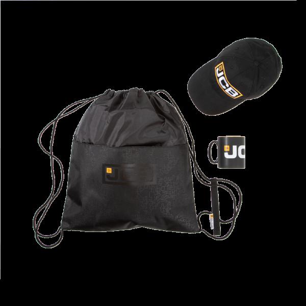 JCB Drawstring Bag Bundle