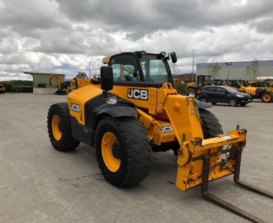 JCB 535-95 AGRI SUPER LOADALL