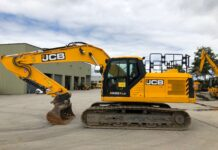 JCB220X LC TRACKED EXCAVATOR