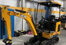 JCB 19C-1 E-TECH MINI EXCAVATOR