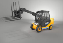 JCB 35-22E Electric Teletruk