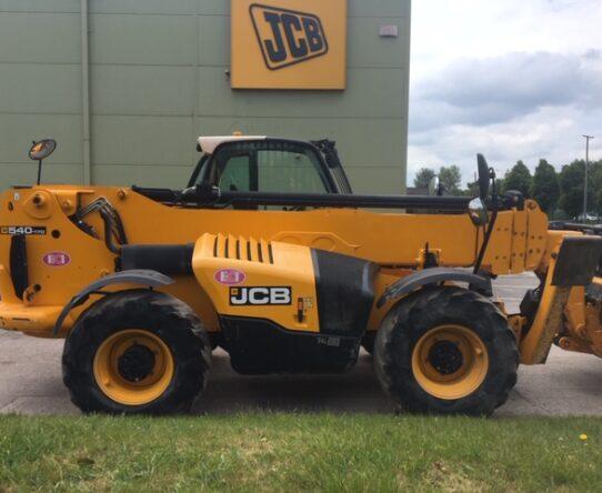 2016 JCB 540-170